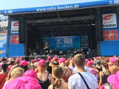 Besuch beim Radio Brocken Summer Open Air – Stars for Free