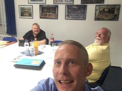 KUKAKÖ Vorstandssitzung