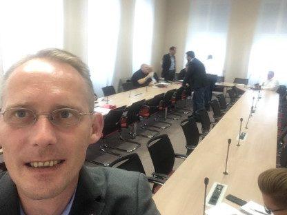 Sitzung der SPD-Landtagsfraktion