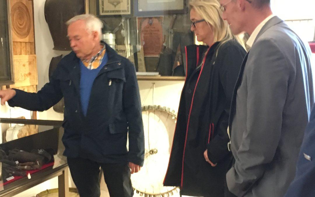 Kulturausschussvorsitzende des Bundestages besucht Südliches Anhalt